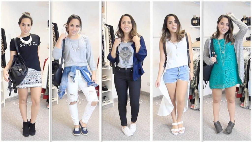 Como vestir el primer dia de clases