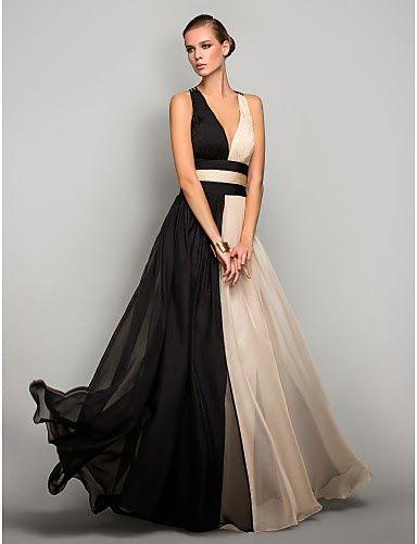 Vestidos de noche 1 - Vestidos de Noche para cualquier Evento