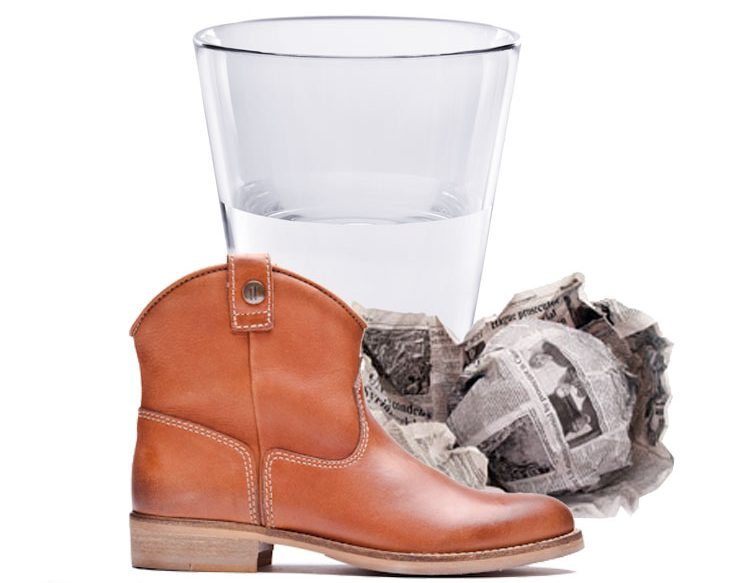 agrandar zapatos con alcohol