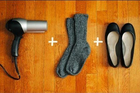 Como agrandar zapatos que aprietan