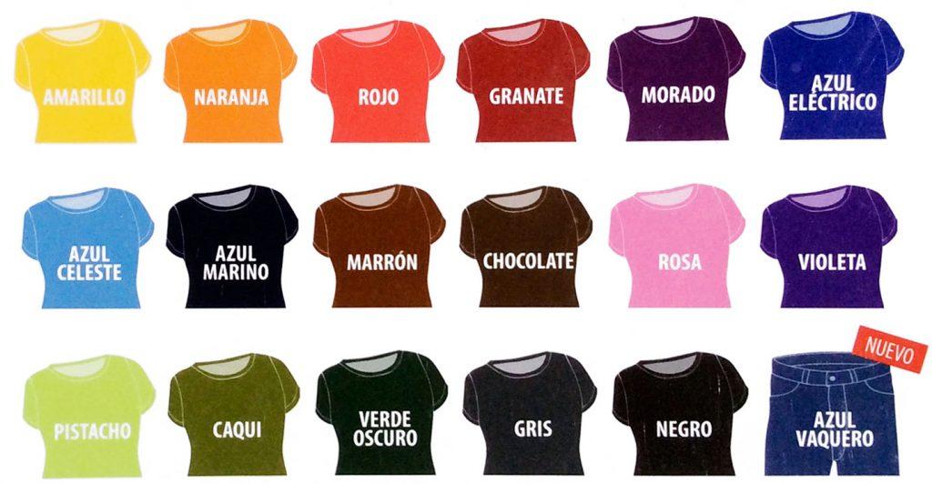 como cambiar el color de la ropa - Cómo teñir una prenda de otro color