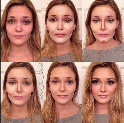 Como maquillarse de dia paso a paso