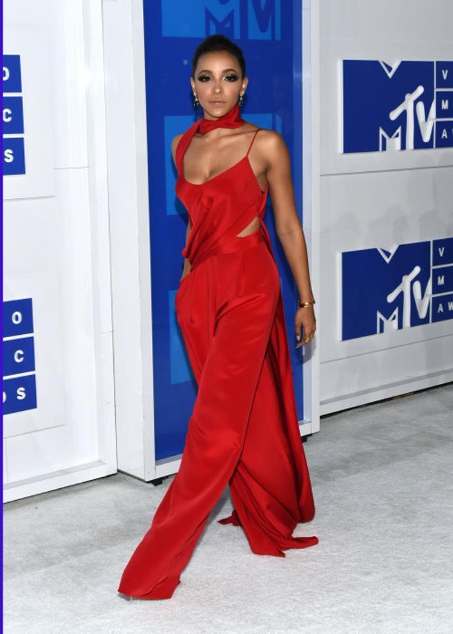 la alfombra roja de los mtv vma