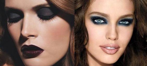Como maquillarme para un » evento de noche!!