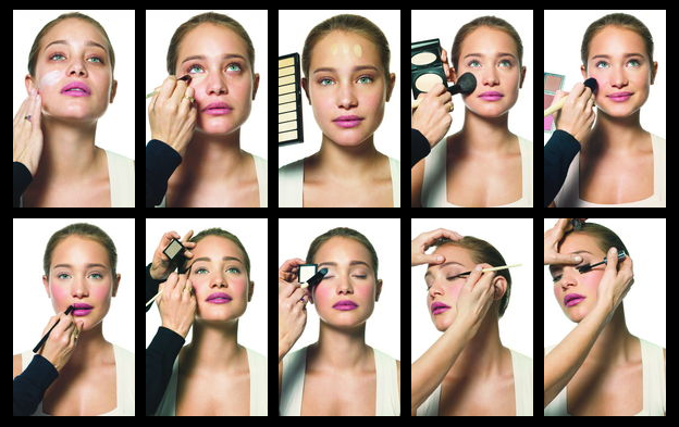maquillaje dia - Como maquillarse de dia paso a paso
