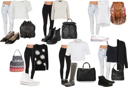 outfit para el primer dia de clases