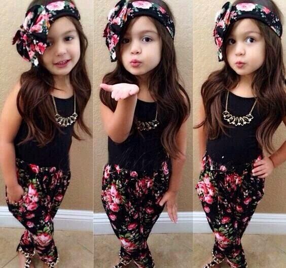 outfits de moda para bebes