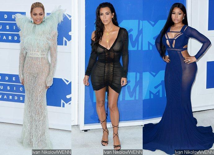 La alfombra roja de los » MTV VMA!!
