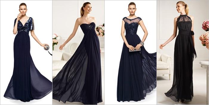 vestidos de noche fiesta - Vestidos de Noche para cualquier Evento