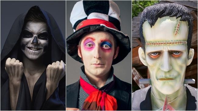 disfraces clasiscos para noche de brujas - Ideas De Disfraces Para Noche de Brujas o Halloween!!