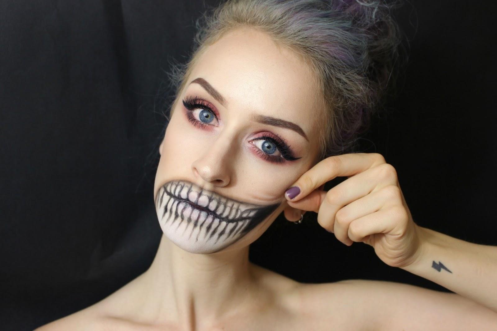 disfraces con maquillaje - Ideas De Disfraces Para Noche de Brujas o Halloween!!