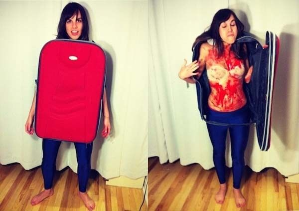 disfraz casero - Ideas De Disfraces Para Noche de Brujas o Halloween!!