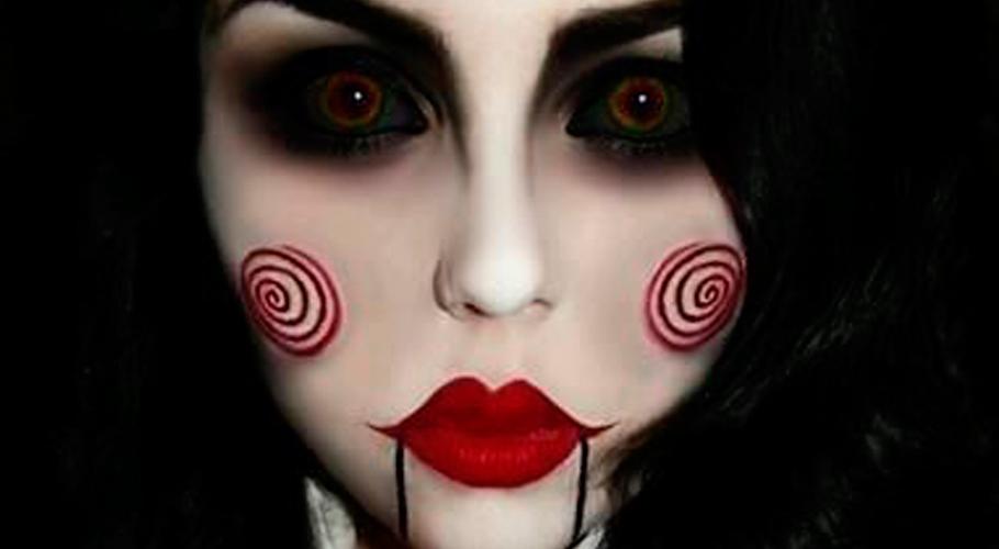 disfraz de juego del miedo - Ideas De Disfraces Para Noche de Brujas o Halloween!!