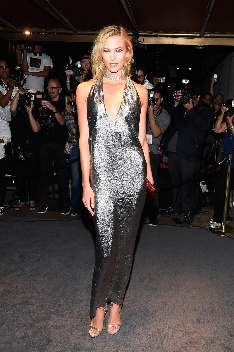 karlie kloss moda - La semana de la moda de Nueva York
