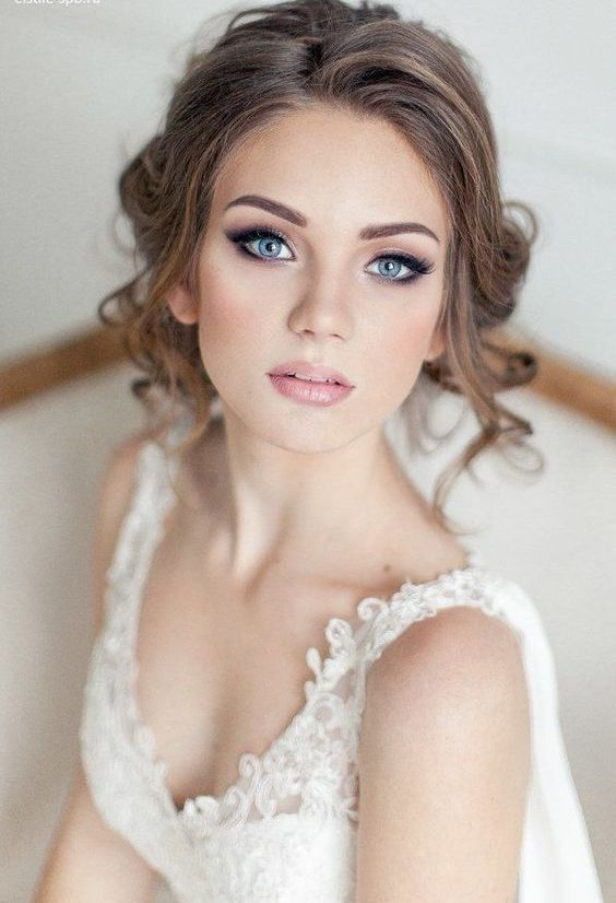 maquillaje de novia e1472747865600 - Maquillaje de Novia »  Ultimas Tendencias!!