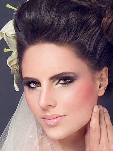 maquillaje para la novia