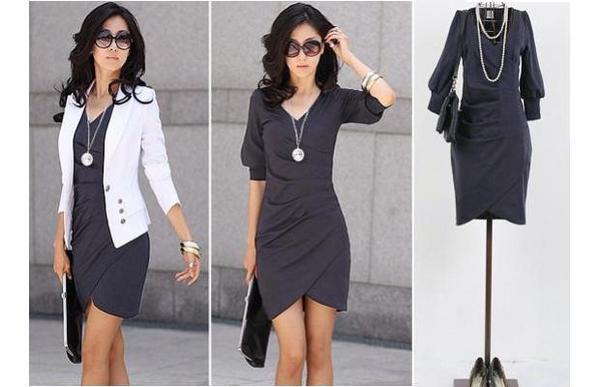 outfit oficina - Cómo vestirme para ir a la oficina