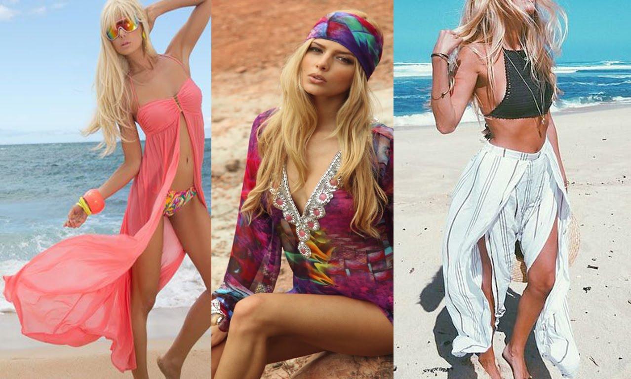 que ropa usar para ir a la playa - Cómo debo Vestirme Para Ir A La Playa