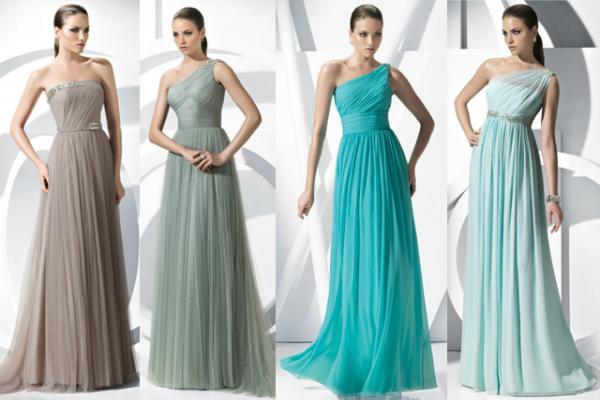vestidos largos para bodas - Cómo Vestirme Para Una Boda Por El Civil