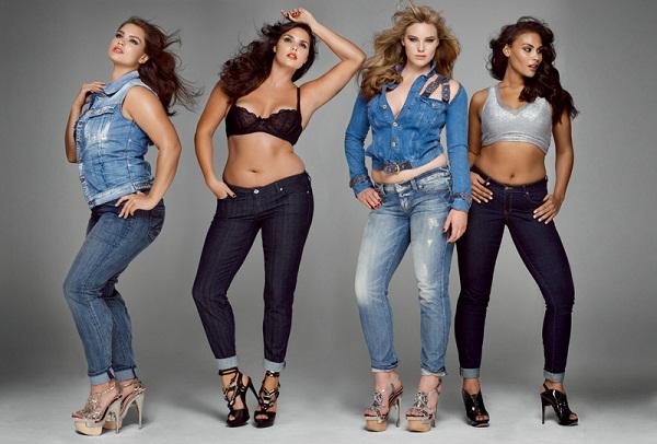Que tipo de jeans usar según tu tipo de cuerpo