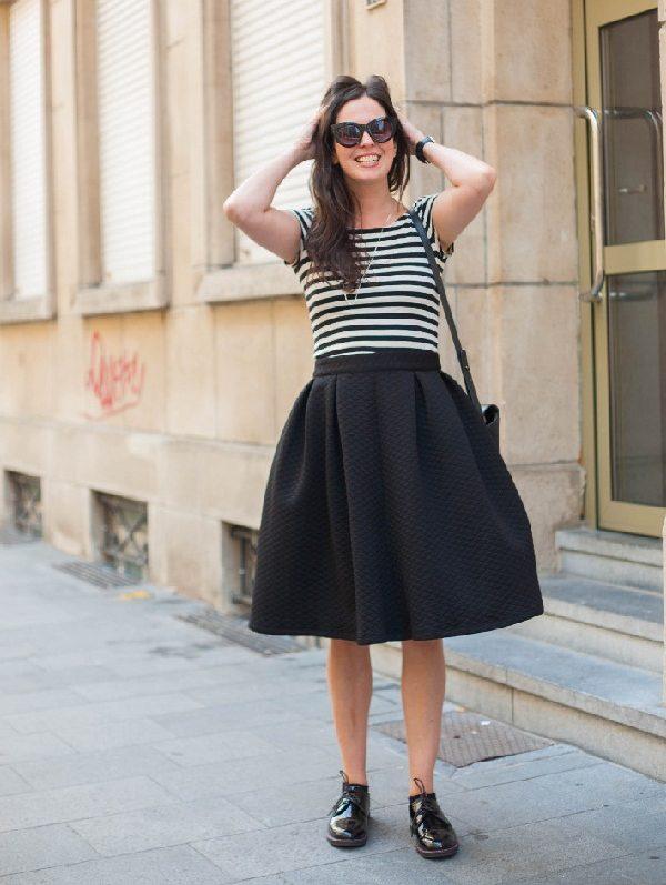 Tipos y estilos de faldas e1477926332857 - 15 Diferentes Tipos y Estilos de Faldas