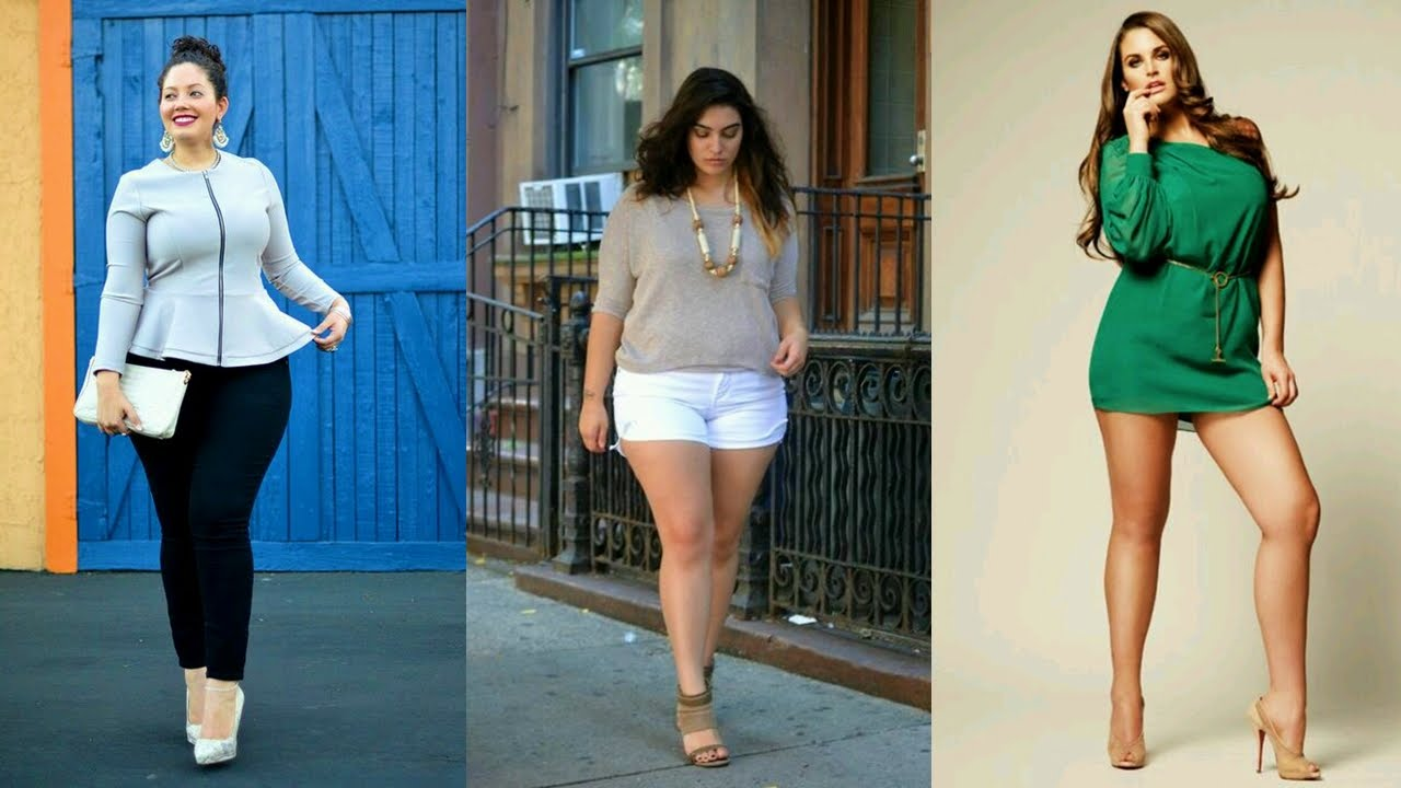Moda para Mujeres con Curvas