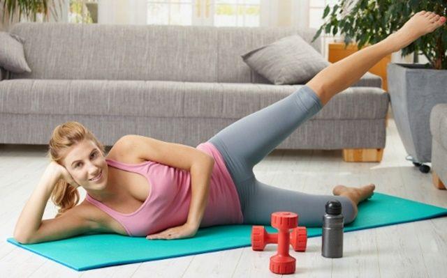 Los mejores ejercicios para hacer en casa