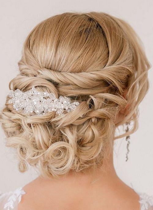 ideas de peinados de novia modernos - Los mejores Peinados de Novia (Fotos)