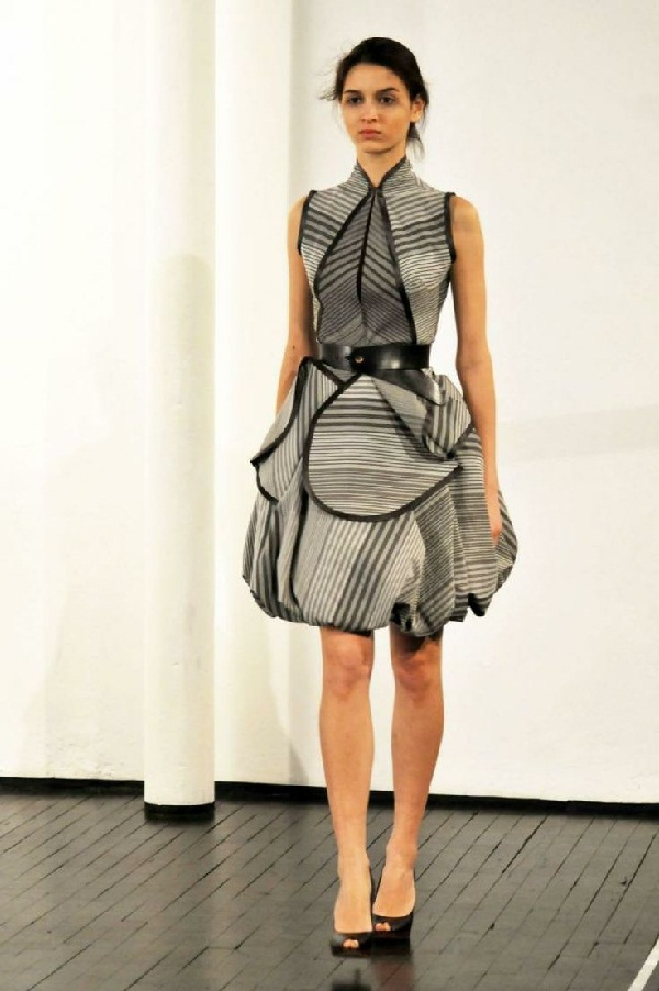imagen de falda burbuja - 15 Diferentes Tipos y Estilos de Faldas