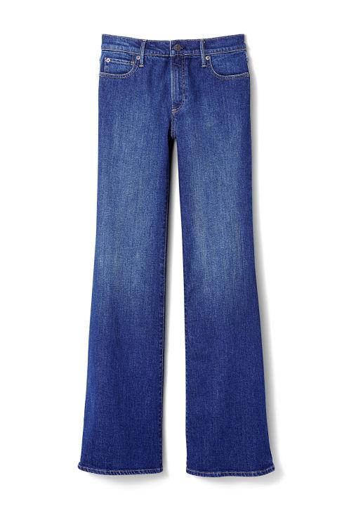 jeans acampanados - Que tipo de jeans usar según tu tipo de cuerpo
