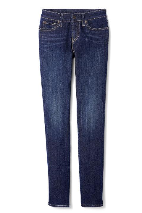 jeans entallados pero suaves - Que tipo de jeans usar según tu tipo de cuerpo