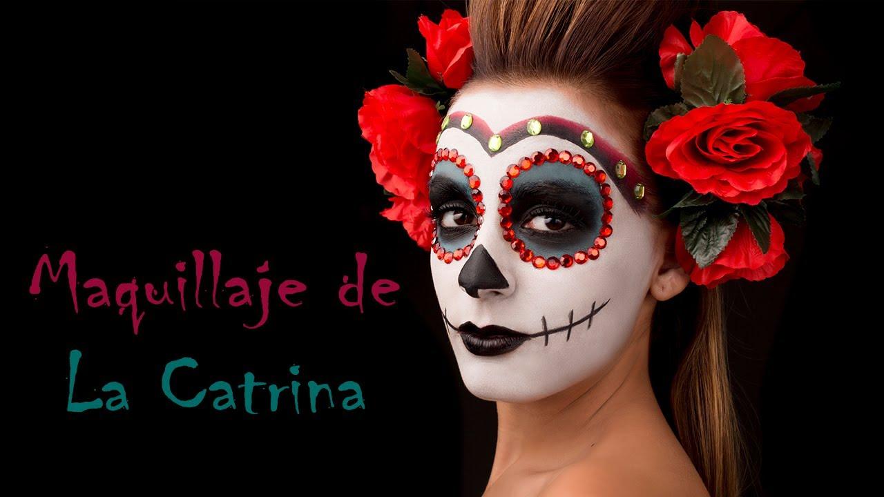 Maquillaje de dia de muertos