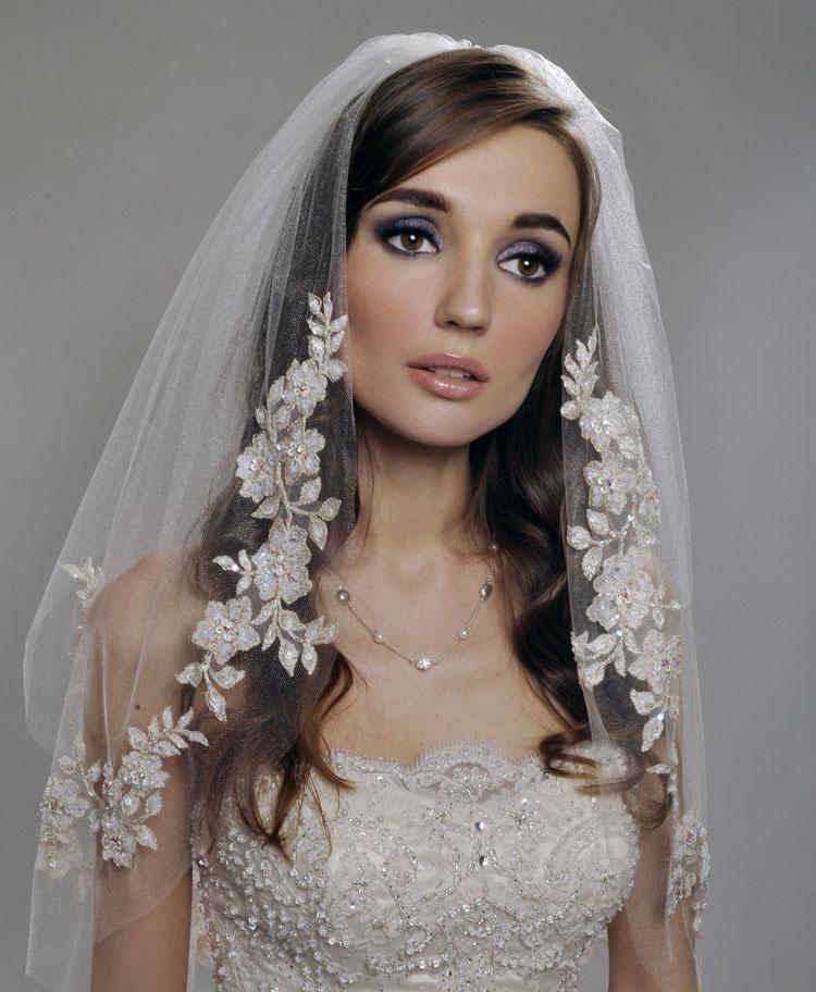 peinados de novia con velo - Los mejores Peinados de Novia (Fotos)