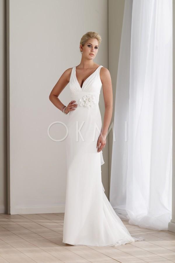 vestidos de novias sencillos y elegantes - Fotos de Vestidos de Novia Sencillos