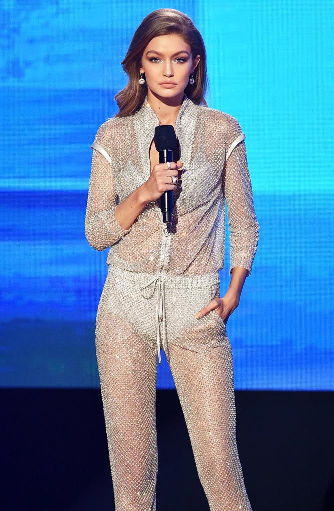 Gigi Hadid en los AMAs 2016 - Gigi Hadid en los AMAs 2016