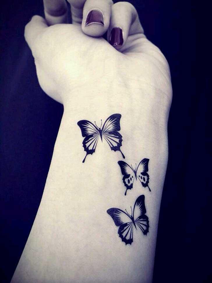 tatuajes-de-mariposas