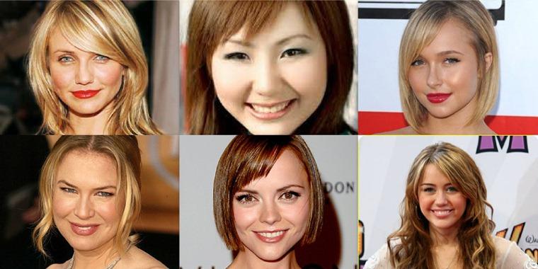 Los cortes de cabello que te favorecen según tu rostro