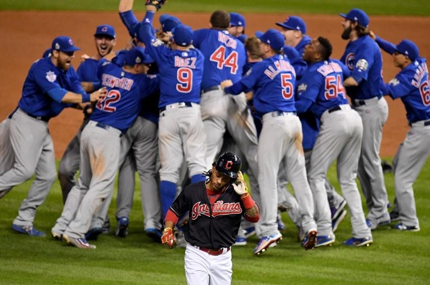 cachorros de chicago campeones 2016 - Los Momentos que Conmocionaron al mundo en 2016