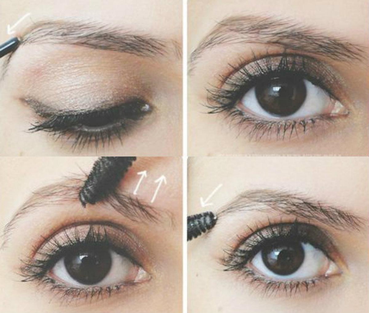 como pintar tu ceja