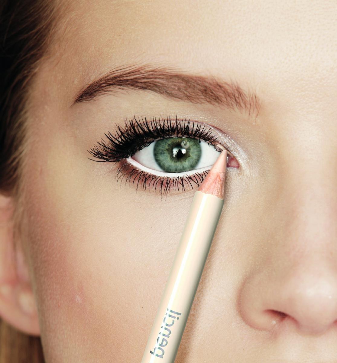 Como maquillar mis ojos para que se vean mas grandes