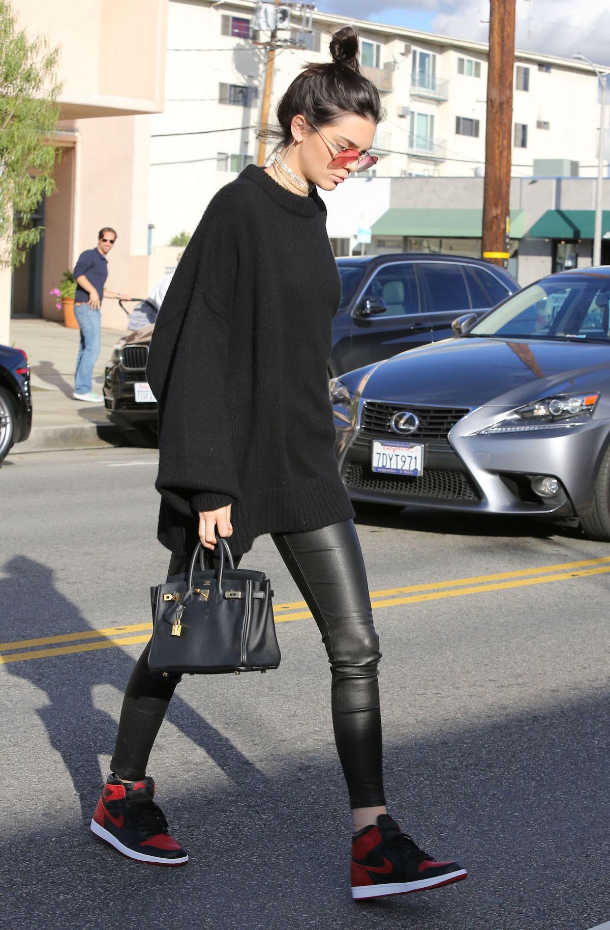 ropa casual - Los Mejores Looks De Invierno De Kendall Jenner