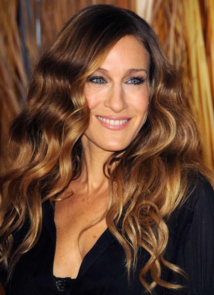 sarah jessica parker - Los cortes de cabello que te favorecen según tu rostro