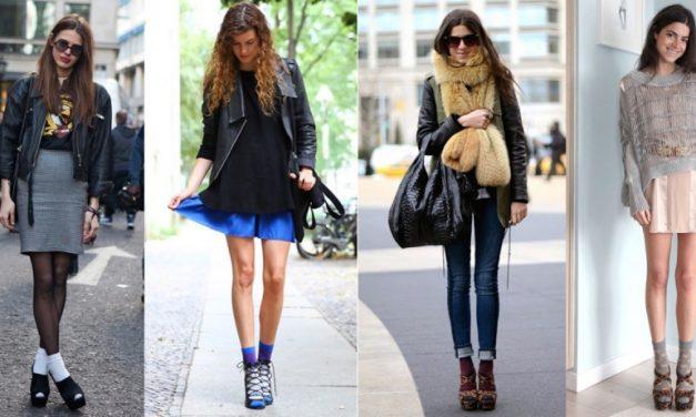 Tendencias Los Calcetines Son La Nueva Moda