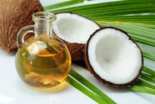 eliminar arrugas con aceite de coco