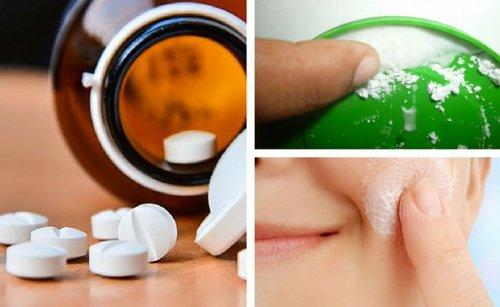 mascarilla aspirina