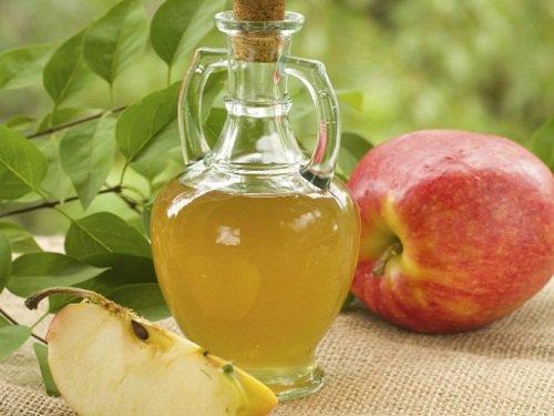 vinagre de manzana para la piel - Como Eliminar Granitos De La Cara Fácilmente