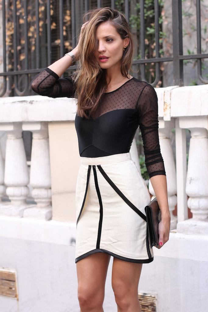 body transparencias - Outfits Con Bodysuit Que Te harán Ver Fabulosa