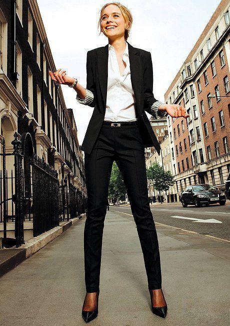 pantalon de vestir outfit - Prendas Básicas Que No Deben Faltar En Tu Closet