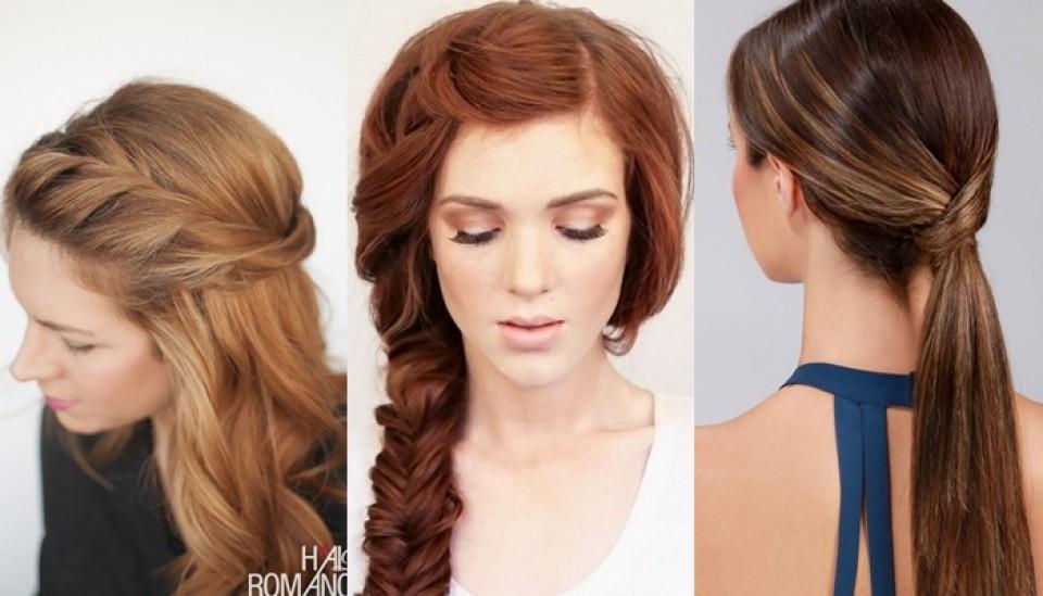 10 peinados para cabello largo - Fotos peinados de moda ...