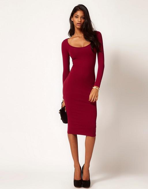 vestido estuche - 15 Cosas que te harán tener un look mas sexy